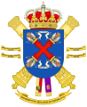11th Field Artillery Regiment, Spanish Army.png