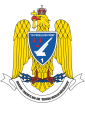 1st Anti Aircraft Missile Brigade, Romanian Air Force.png