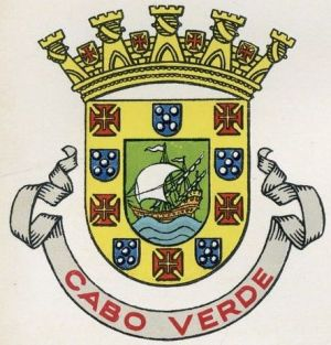 Colonial arms of Cape Verde