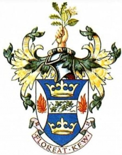 Arms of Kew Guild