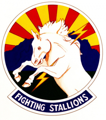 Coat of arms (crest) of the 923rd Civil Engineer Squadron, US Air Force