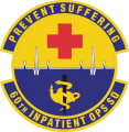 60th Inpatient Operations Squadron, US Air Force.png