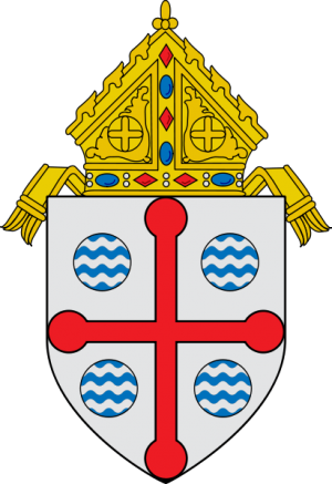 Arms (crest) of Diocese of Springfield in Massachusetts