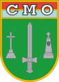 Western Military Command and 9th Army Division, Brazilian Army.png