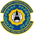 9th Security Forces Squadron, US Air Force.png