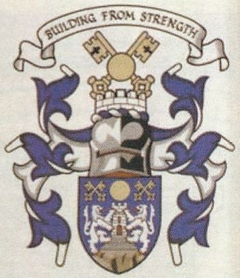 Arms of Dunfermline Building Society