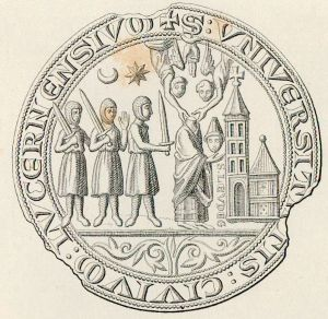 Seal of Luzern