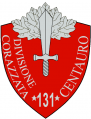 131st Armoured Division Centauro, Italian Army.png
