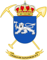 Sapper Unit No 5, Spanish Army.png