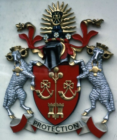 Arms of Bradford Permanent Building Society