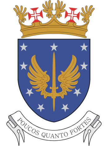 Arms of Azores Air Command, Portuguese Air Force