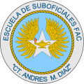 Non Commissioned Officer School of the Colombian Air Force CT Andres M. Diaz.png