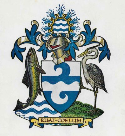Arms of Severn Trent Water Authority