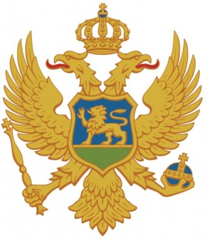 National Arms of Montenegro