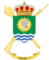 Logistics Support Group 81, Spanish Army.png
