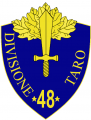 48th Infantry Division Taro, Italian Army.png