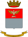 Acqui logistics Battalion, Italian Army.png