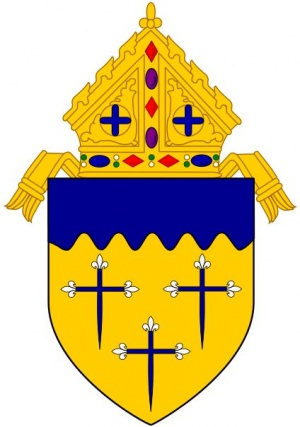 Arms (crest) of Diocese of Superior