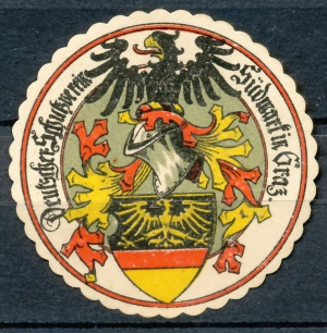 Arms (crest) of Deutscher Schulverein
