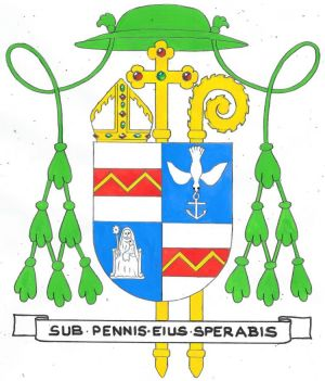 Arms of Paulin Ladeuze