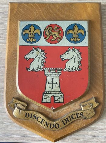 Coat of arms (crest) of Royal Grammar School (Newcastle upon Tyne)
