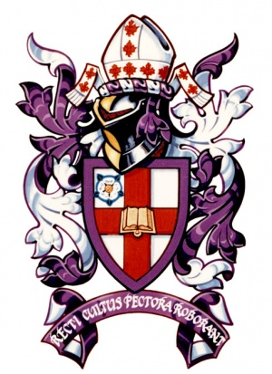 Coat of arms (crest) of Bishop's College School