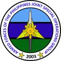 Armed Forces of the Philippines Joint Special Operations Group.jpg