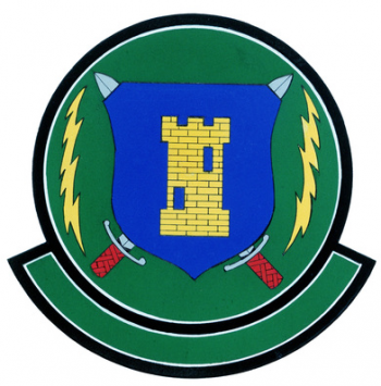Coat of arms (crest) of the 363rd Air Base Operability Squadron, US Air Force