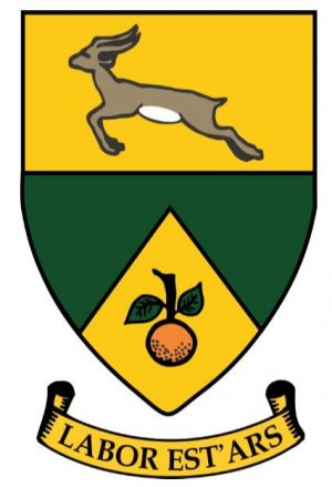 Coat of arms (crest) of White River Primary School