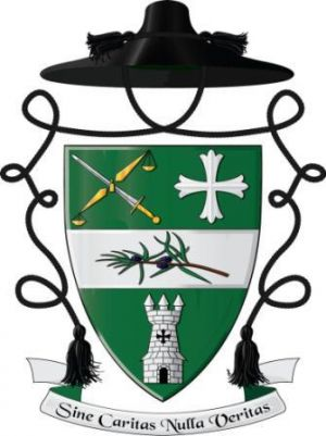 Arms of Peter Geoffrey Green