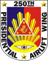 250th Presidental Airlift Wing, Philippine Air Force.png