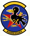 87th Electronic Warfare Agressor Squadron, US Air Force.png