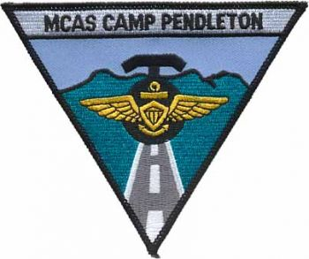 Coat of arms (crest) of the MCAS Camp Pendleton, USMC