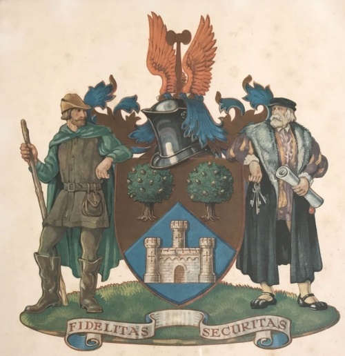 Arms of Chartered Auctioneers and Estate Agents Institute