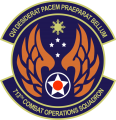 713th Combat Operations Squadron, US Air Force.png
