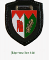 Jaeger Battalion 126, German Army.png