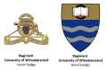 Regiment University of Witwatersrand, South African Army.png
