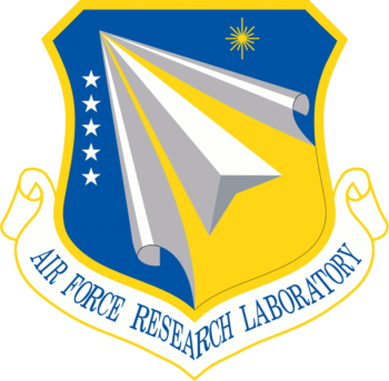 Coat of arms (crest) of the Air Force Research Laboratory, US Air Force