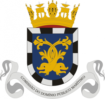 Arms of Public Maritime Dominion Commission, Portuguese Navy