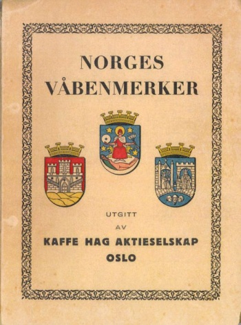 Arms of Kaffe Hag Norge