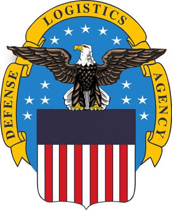 Coat of arms (crest) of the Defense Logistics Agency, US