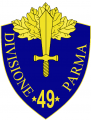 49th Infantry Division Parma, Italian Army.png
