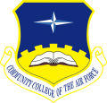 Community College of the Air Force, US Air Force.png