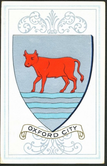 Arms of Oxford