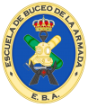 Navy Divers School, Spanish Navy.png