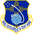 Space and Development Test Wing, US Air Force.png