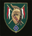 31st Dragoons Regiment, French Army.png