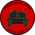 I Battalion, The Jutland Dragoon Regiment, Danish Army.png
