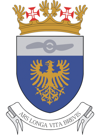 Arms of Air Force Museum, Portuguese Air Force