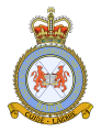 East of Scotland Universities Air Squadron, Royal Air Force Volunteer Reserve.png